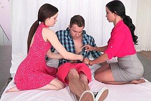 image for marissa feet tickle