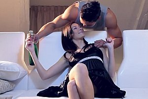image for i banged her finally two cute brunette babes