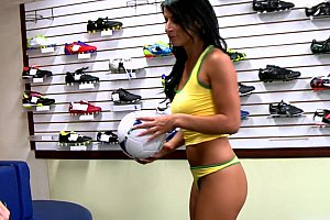 image for exposed in public thong