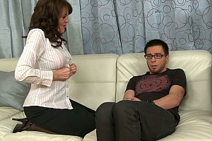 image for amateur wife humiliates hubbys small dick